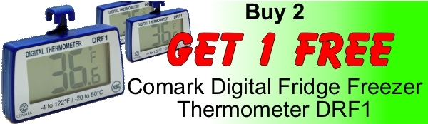 Comark DRF1 Offer: Buy 2 Get 1 Free