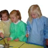 Kid's Disposable Coats, Smocks and Coveralls