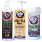 GlitterBug® Fluorescent Potion, Powder and Gel