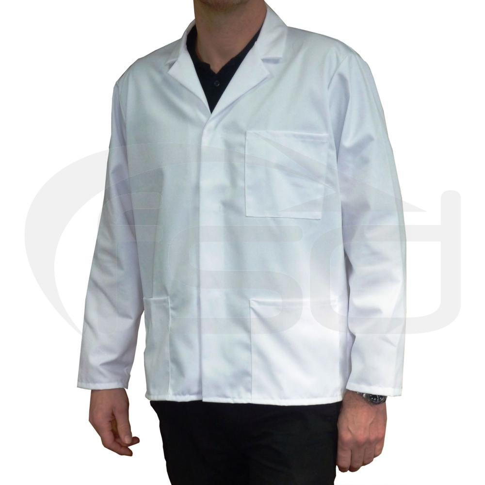 Short Length Lab Coats