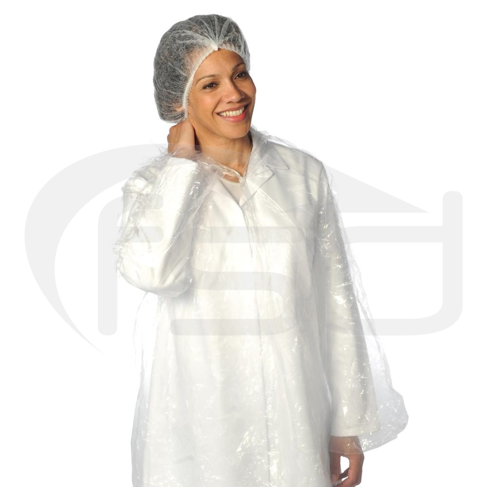 Polythene Visitors Coat
