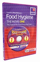 Food Hygiene The Movie 1 DVD (20 mins)