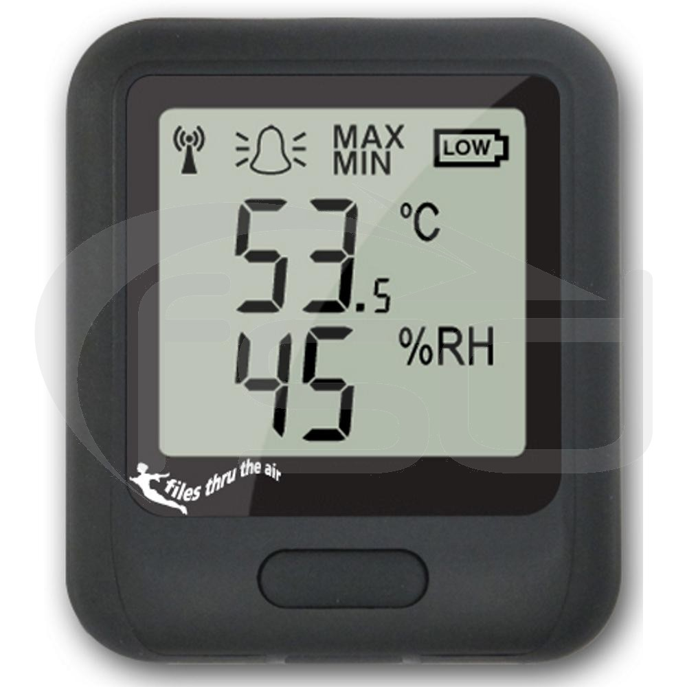 Corintech WiFi Temperature & Humidity Data Logger