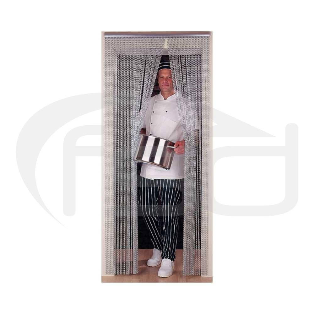 Chain Door Fly Screen Food Safety Direct
