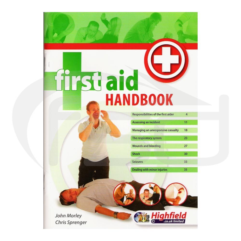 Emergency First Aid Handbook