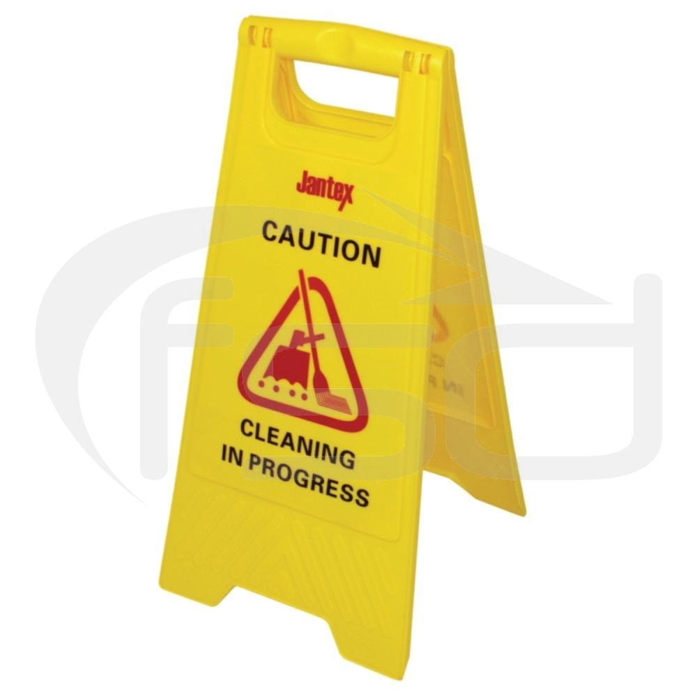 Floor Safety Sign - Cleaning in Progress