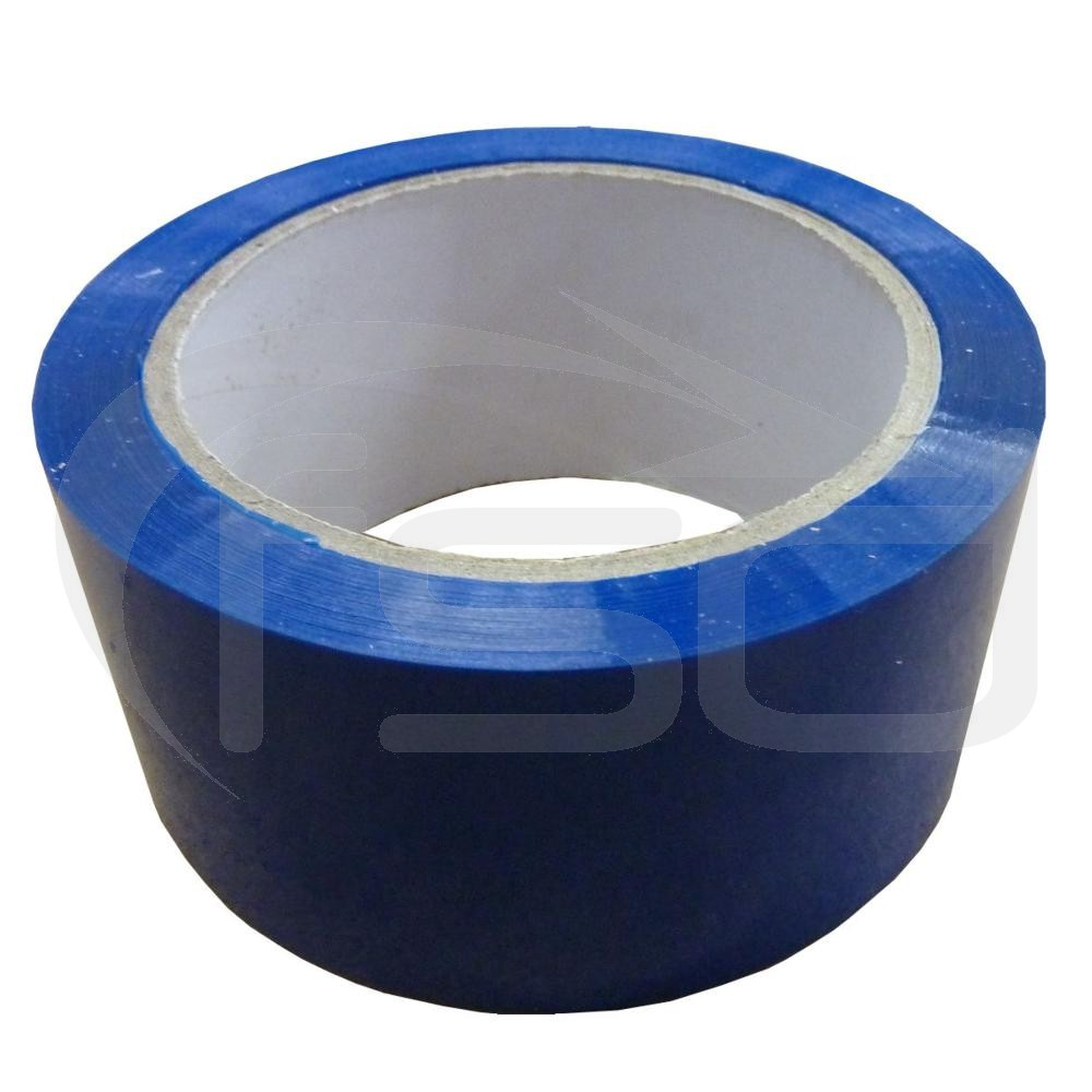 Coloured Freezer Grade - High Tack Packaging Tape (Pack of 6)