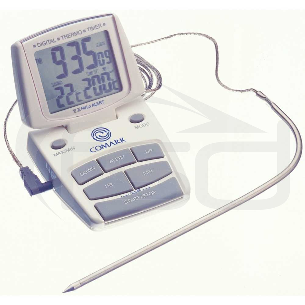 Comark High-Low Cooking & Cooling Thermometer HLA1