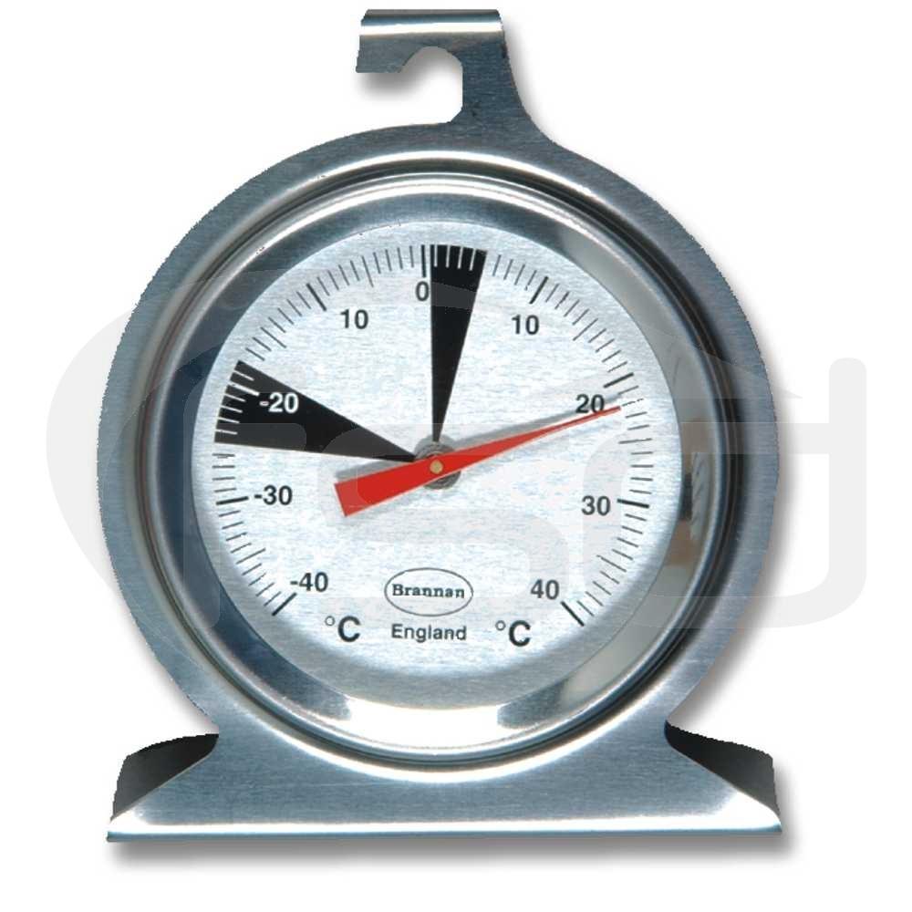 brannan stainless steel dial fridge freezer thermometer. Black Bedroom Furniture Sets. Home Design Ideas