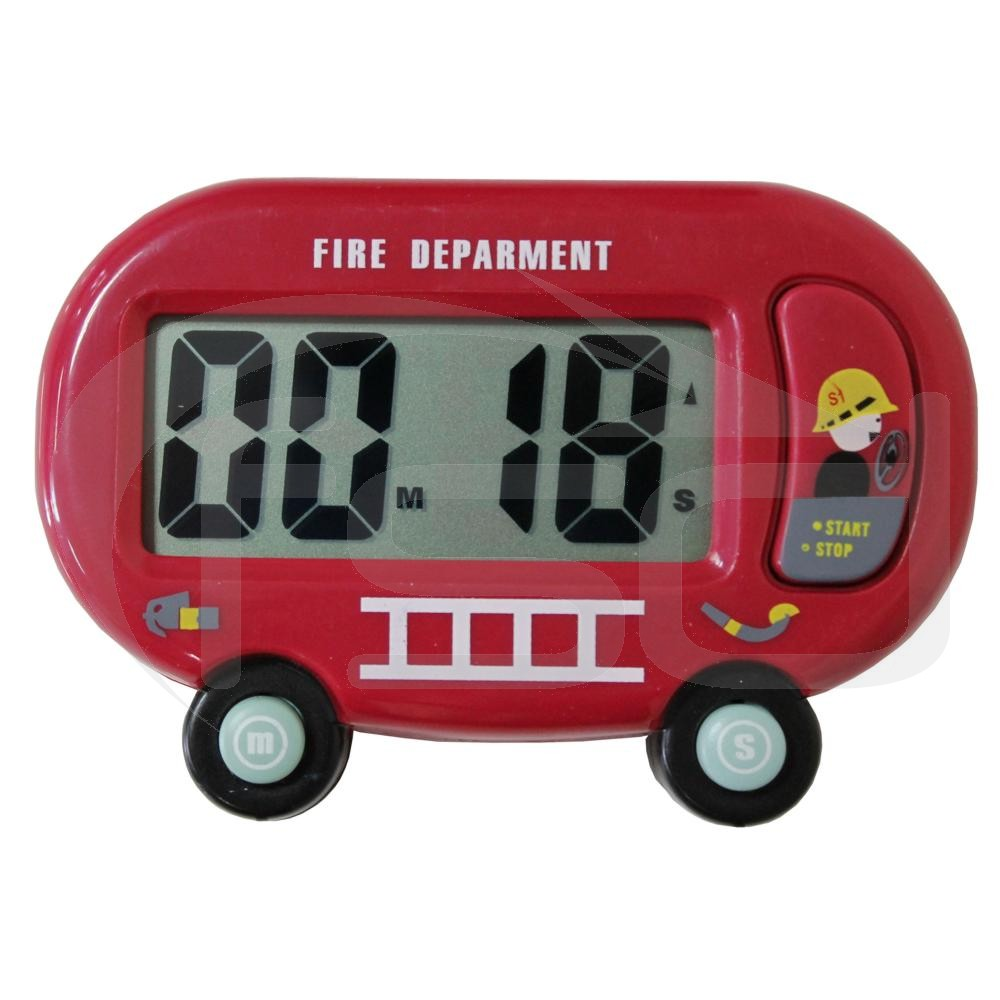 Fire Engine Timer