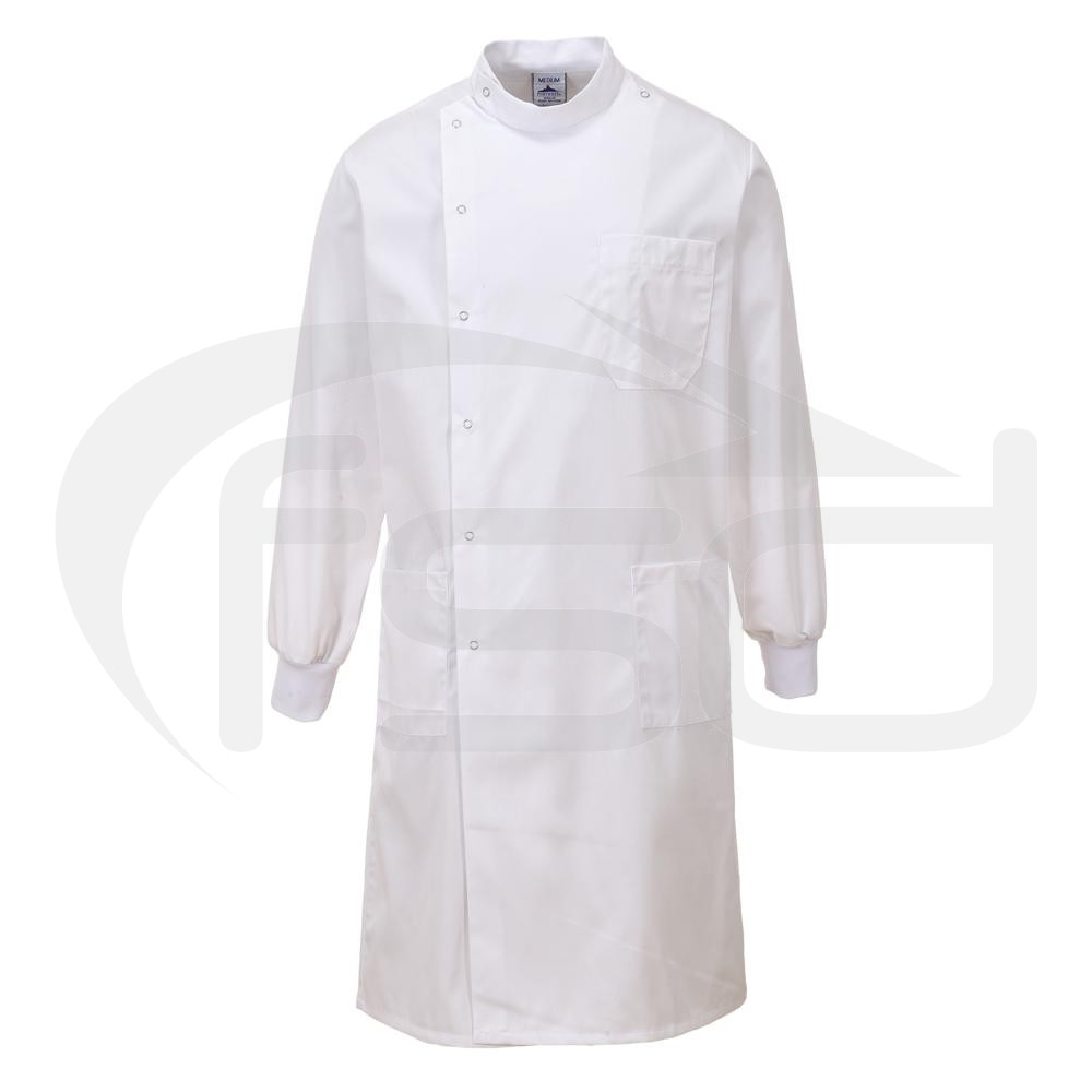 Howie Lab Coat - Food Safety Direct