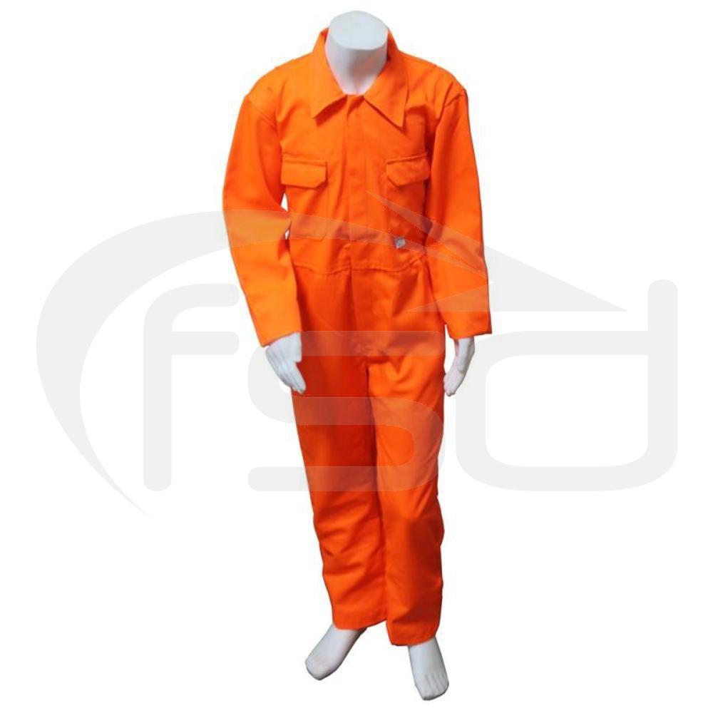 Kids Coveralls (Orange)