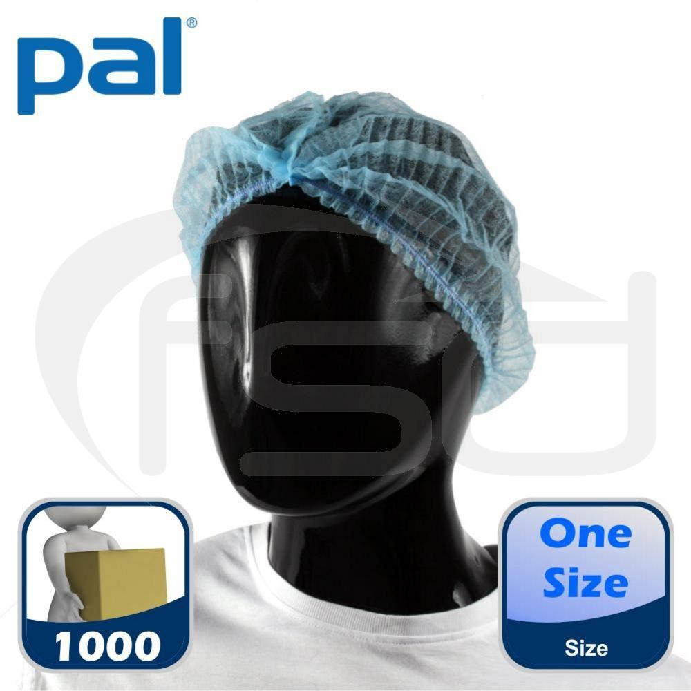 Case of PAL Detecta Caps (Blue) (10 x 100)