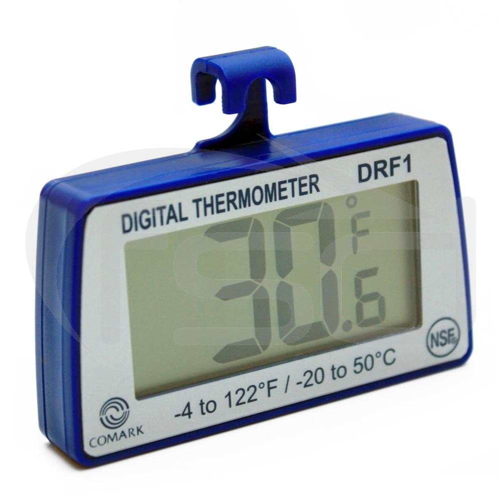 Comark Digital Refrigerator / Freezer Thermometer