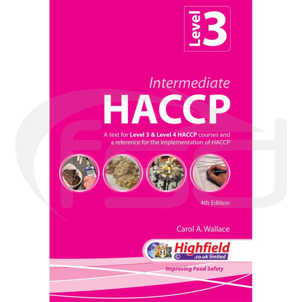 Food Safety - Highfield Training Products