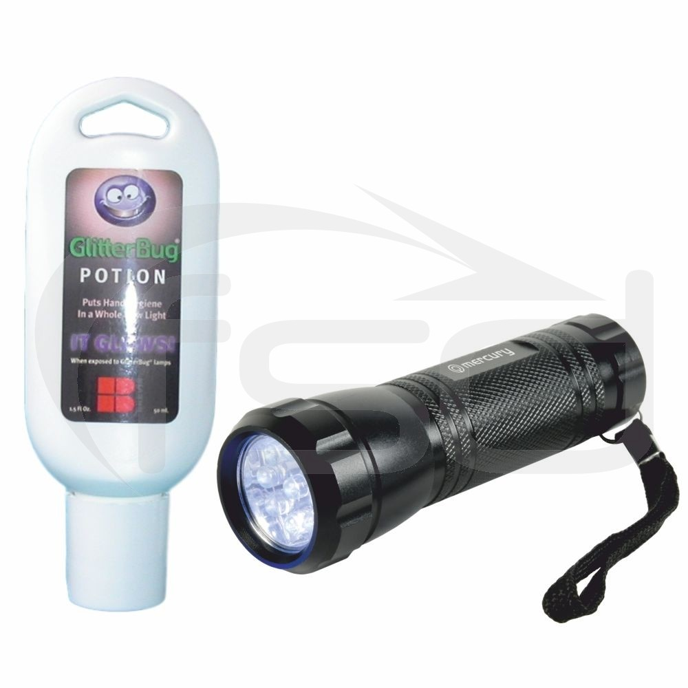 Hygiene Training Starter Kit - Small GlitterBug Potion