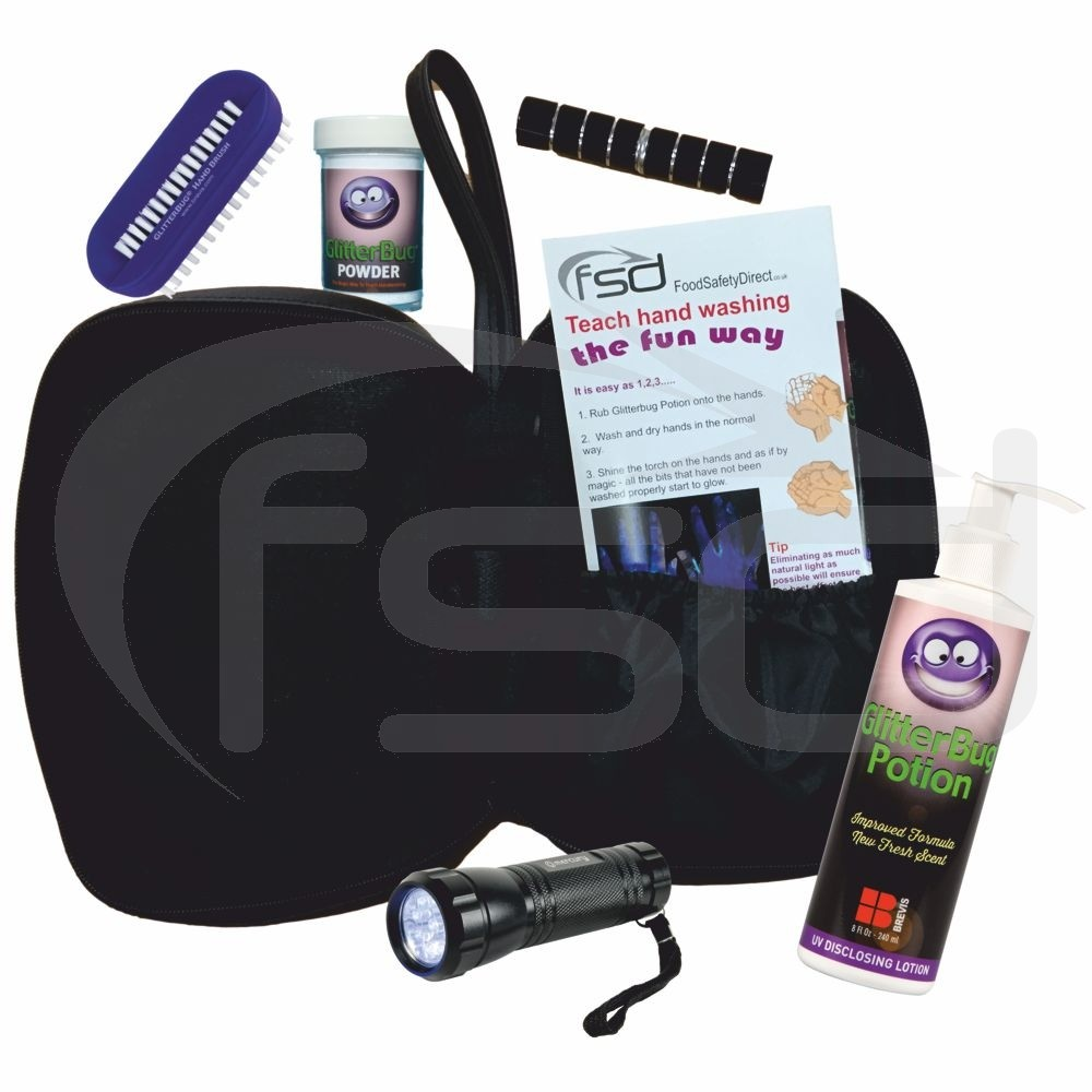 Hand and Surface Hygiene Training Kit