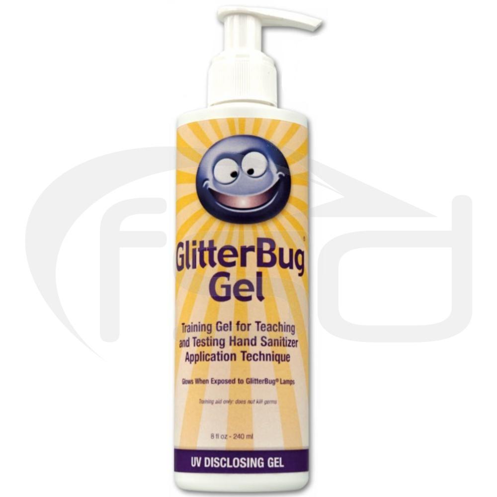GlitterBug® GEL for Hand-Sanitiser Application Training