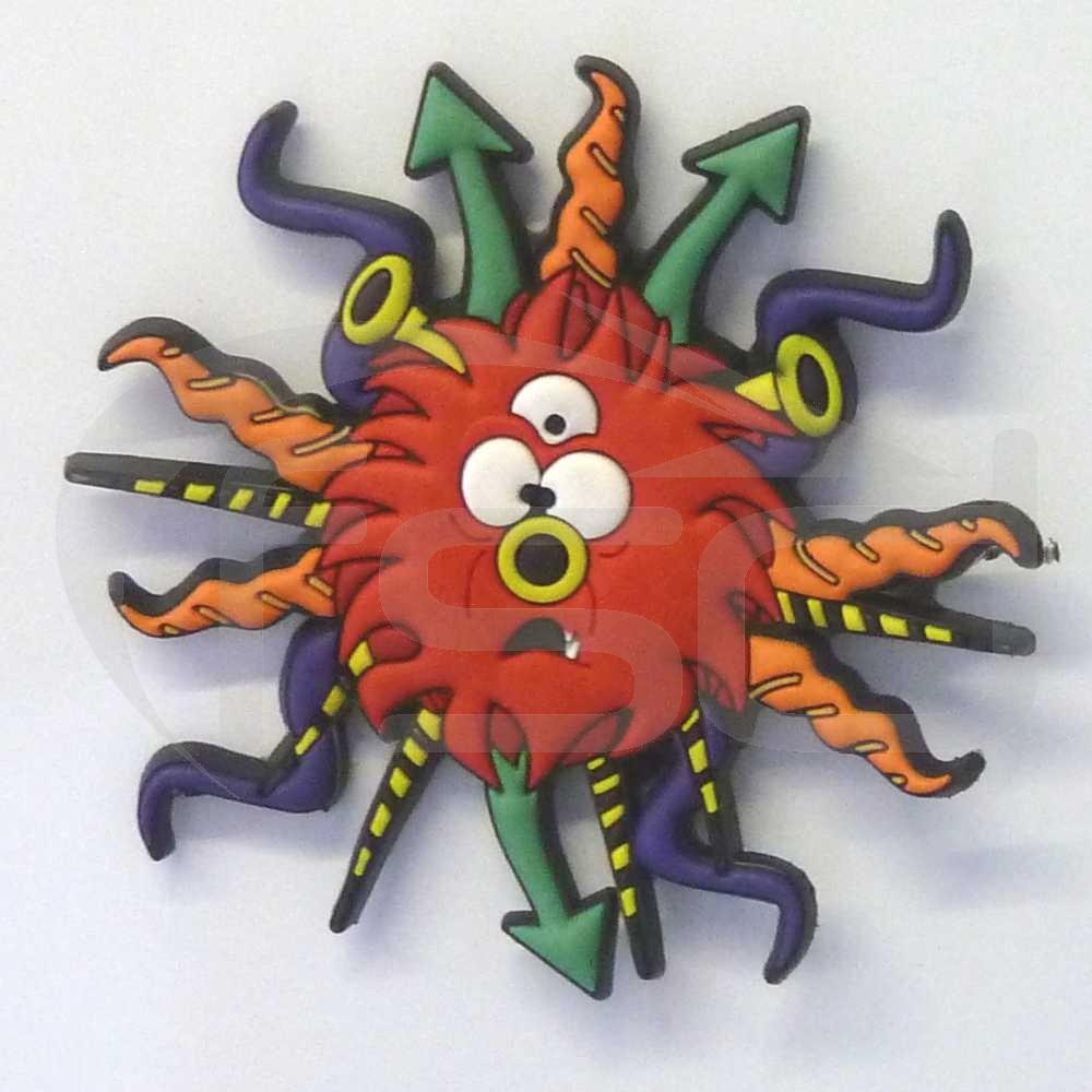 GM1 Germ Fridge Magnet