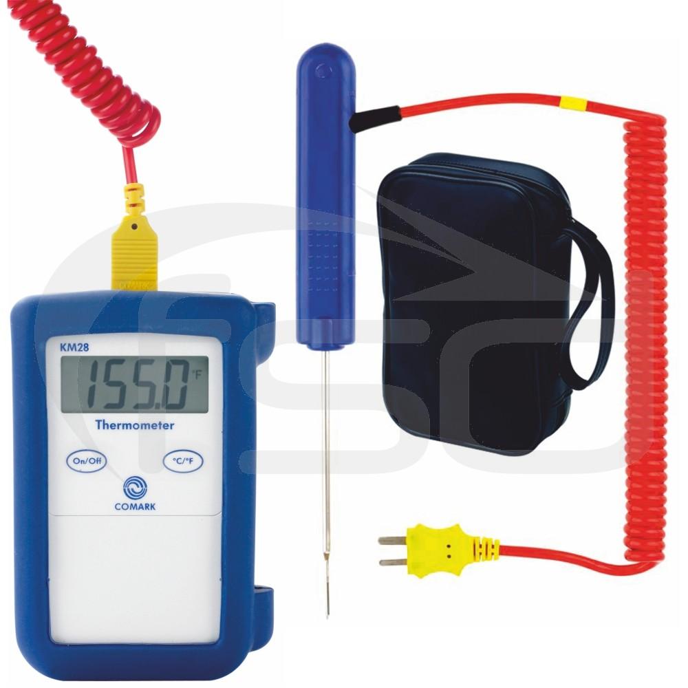 Comark KM28/P5 Food Thermometer Kit