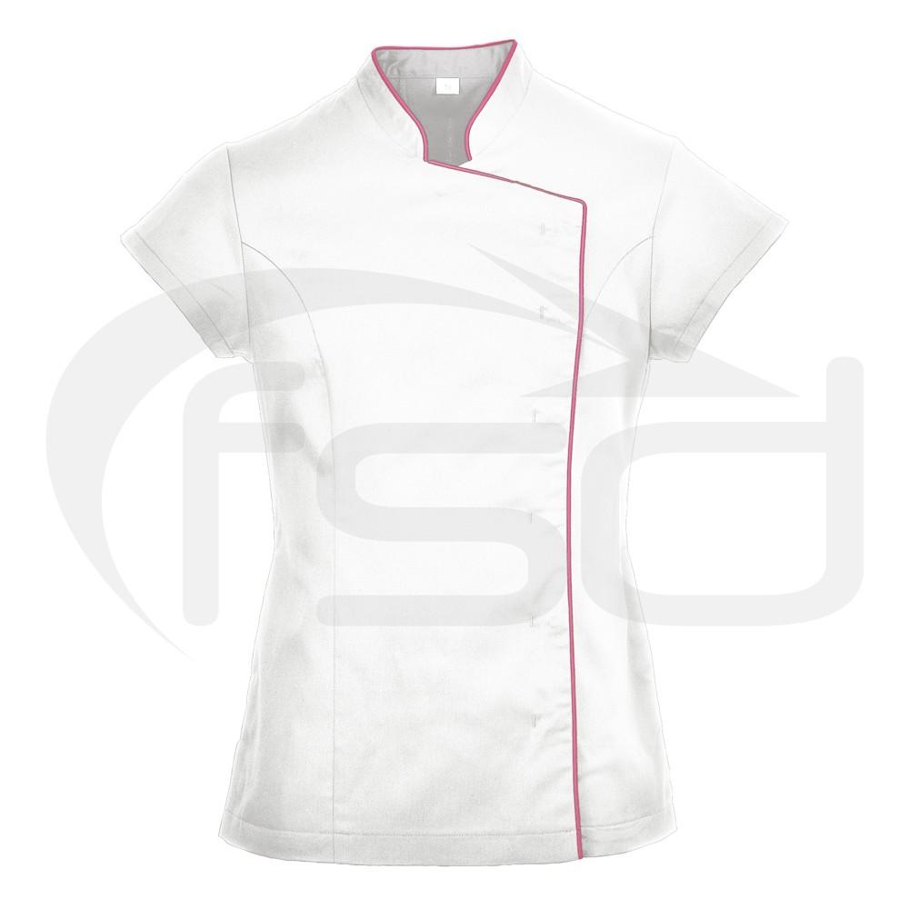Portwest Lw15 Wrap Tunic: Ladies Wrap Beauty Tunic (Range Of Colours)