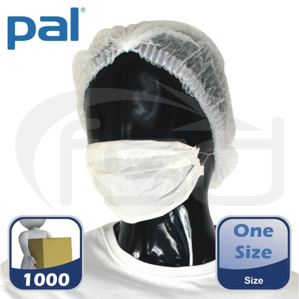 Case of PAL Economy Face Masks (10 x 100)