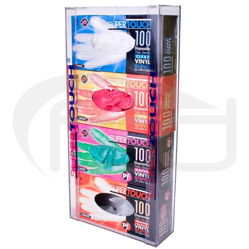 Supertouch Glove Dispenser - Four box