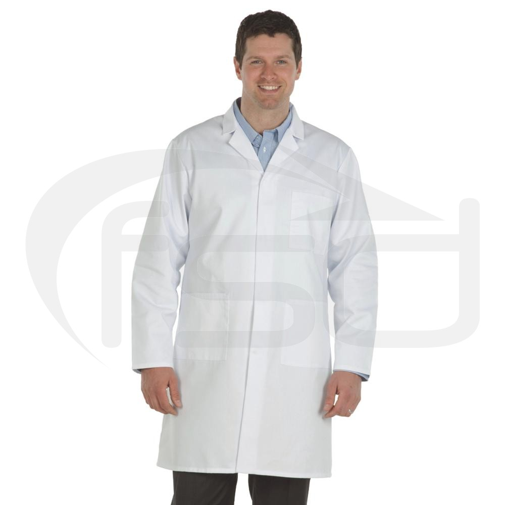 Lab Coats, White Coats - Food Safety Direct