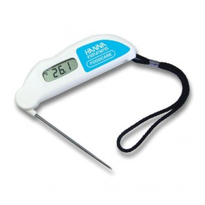 Hanna Checktemp 4 Folding Probe Thermometer (Various Colours)