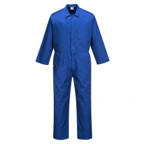 Food Coverall - Royal Blue