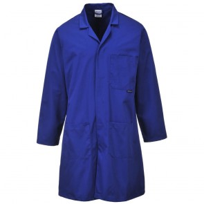Fortis Standard Warehouse Coat (Royal Blue)