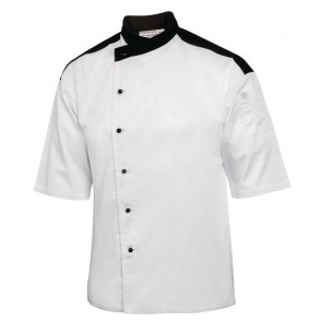 Metz Chef Jacket - White