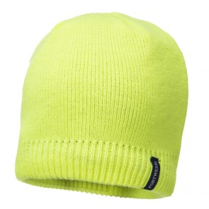 Waterproof Beanie - Yellow