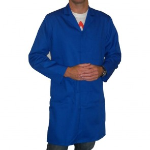Warehouse Coat (Royal Blue)