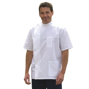 Mens Tunic - White