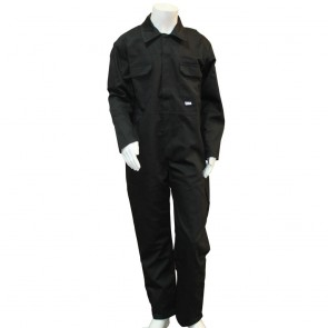 Kids Coveralls (Black)