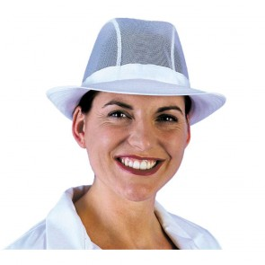 PAL White Trilby