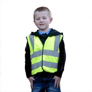 Kids Hi-Vis Waistcoat