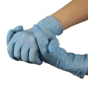 Nitrile Gloves (Powder-Free)