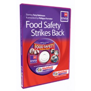 Food Safety Strikes Back DVD (21 mins)