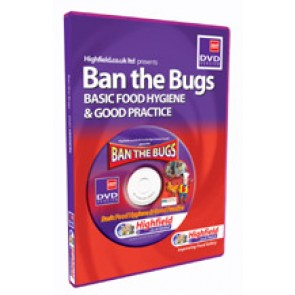 Ban the Bugs - for people with learning difficulties DVD (24 mins)