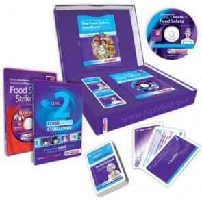 The Complete Foundation HACCP Interactive Training Pack