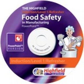 Level 1 Food Safety in Manufacturing