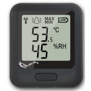 Corintech WiFi Temperature Data Logger with External Probe