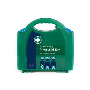 Workplace Catering First Aid Kits - BS8599-1 Compliant - Small