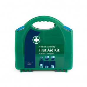 Workplace Catering First Aid Kits - BS8599-1 Compliant - Medium