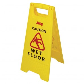 Floor Safety Sign - Wet Floor