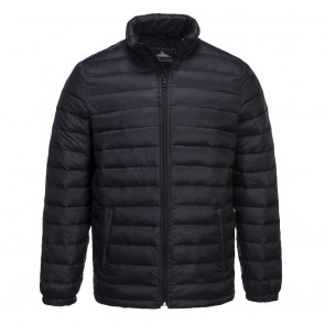 Aspen Baffle Jacket - Black