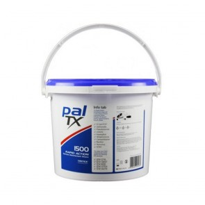 Pal TX Rapid Action Surface Wipes - Bucket of 1500 Wipes
