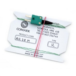 Comark Flexible Wire Air Probe (1m Lead) (AK28M)